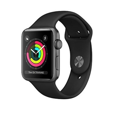 Apple Watch Series 3 OLED GPS (satellitare) Grigio